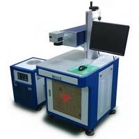 Green light laser marking machine